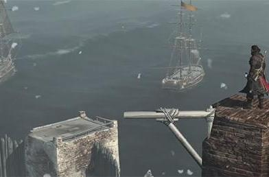 Assassin's Creed: Rogue treads familiar ground in new trailer