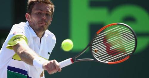 Tennis - ATP - Monte-Carlo - Monte-Carlo : Nicolas Mahut a été éliminé dès le premier tour