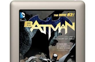 DC Comics arrive on Nook Tablet, Barnes & Noble lets you watch, zoom the Watchmen