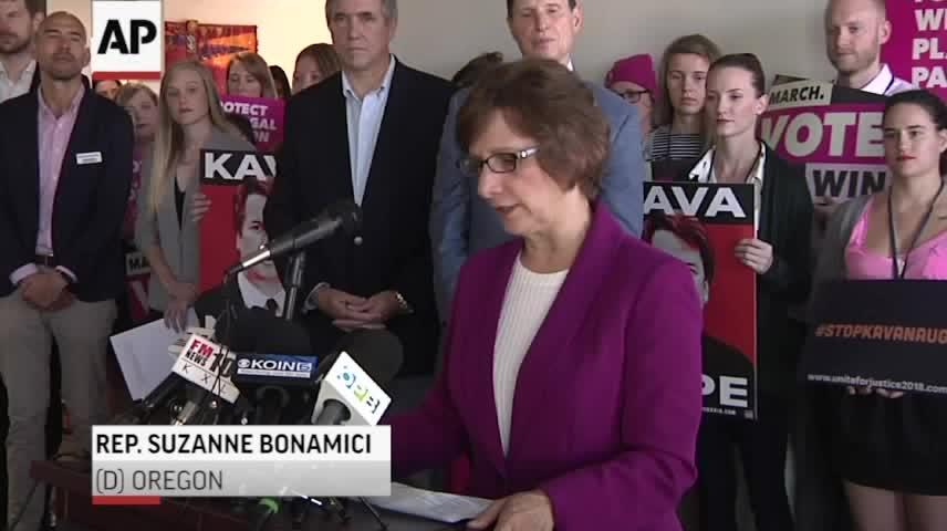 Oregon Senators call for Kavanaugh investigation