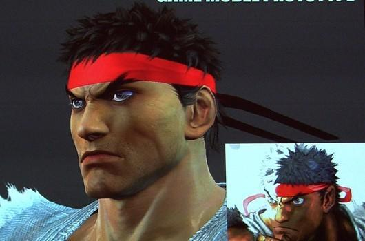 Namco 'looking for the right time' to discuss Tekken X Street Fighter