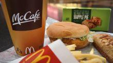 McDonald's prueba aditivo en carrera por mejor sándwich de pollo
