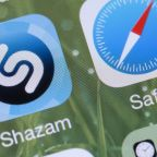 Apple inks deal with Shazam