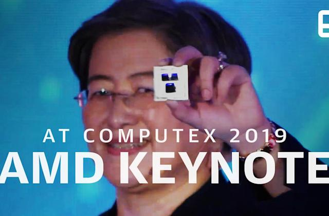 Watch AMD's Computex 2019 event in nine minutes!