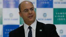 Witzel comemora queda de homicídios e cobra Bolsonaro atenção por 'erros' na fiscalização de fronteiras