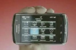 Vodafone demonstration video shows you how to use the BlackBerry Storm