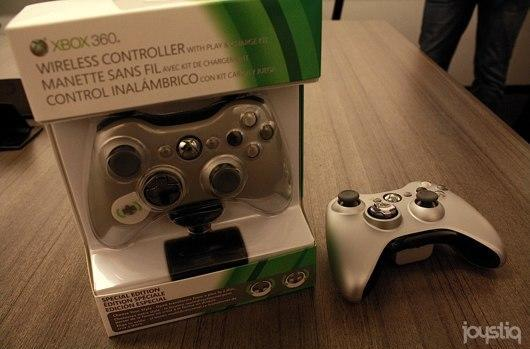 Hands-on with the new Xbox 360 controller with transforming D-pad