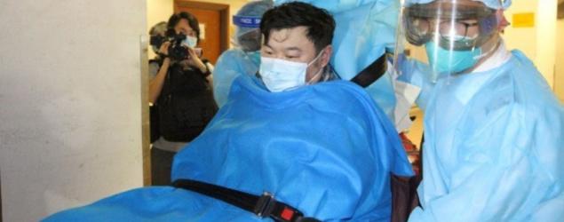 香港確診首宗新型肺炎個案