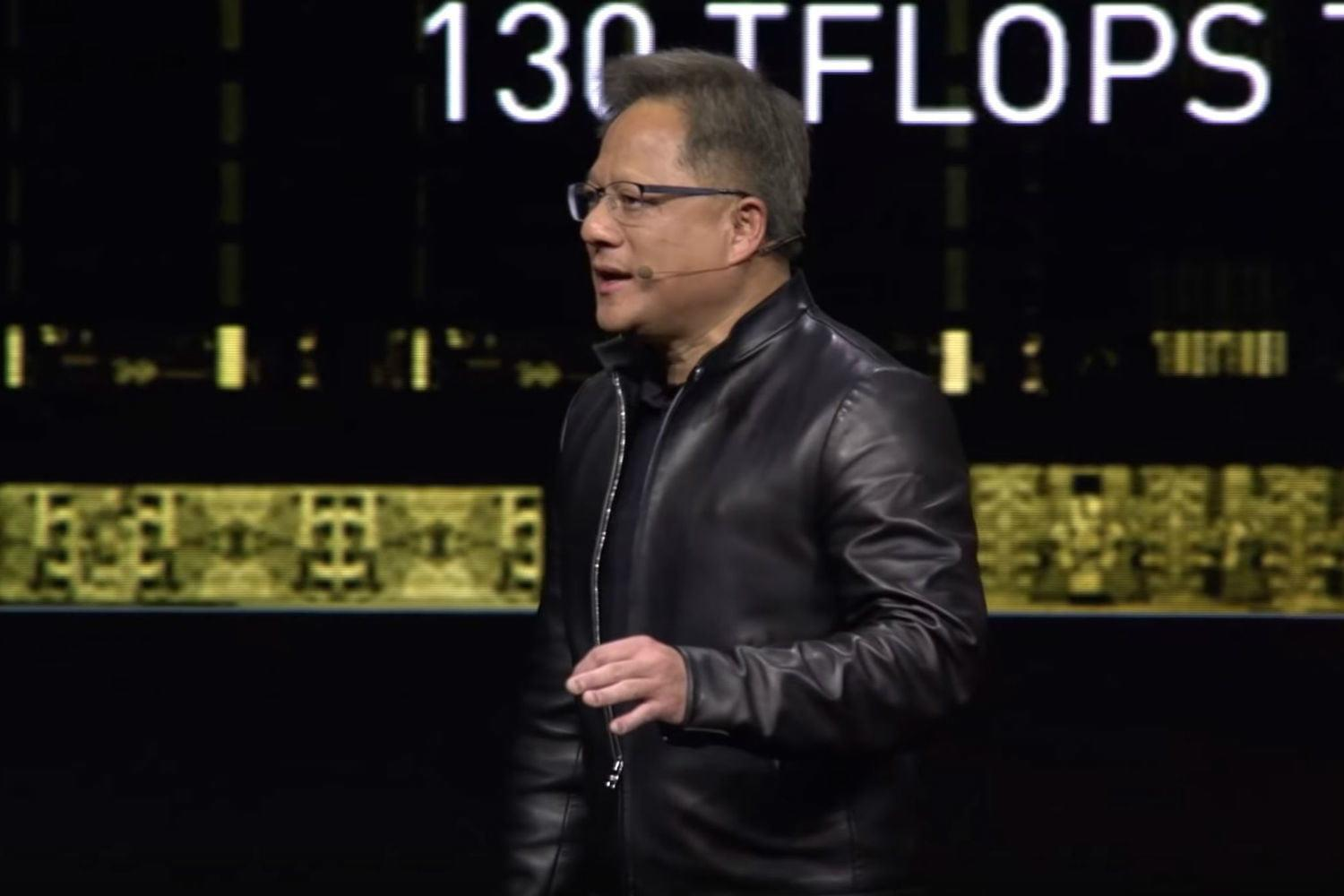 Nvidia Faces Attacks From Amd Intel And Even Google Should It Be Worried
