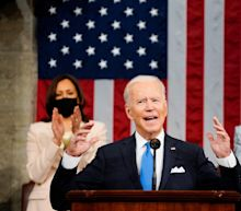Biden launches a fiery defense of his tax hikes: 'This is about making the average multimillionaire pay just a fair share'