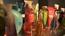 "Living more ""green"" with household products"