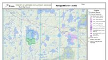 International Lithium Acquires Further Mineral Rights at Raleigh Lake, Ontario and Agrees to Sell Forgan Lake Project