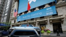 Chinese electric carmaker NIO delivers 3,268 SUVs in third quarter
