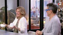 """""""Vous nous avez apporté un gland"""" : un objet insolite provoque le fou rire d'Anne-Catherine Verwaerde et de Julien Cohen dans Affaire conclue (VIDEO)"""
