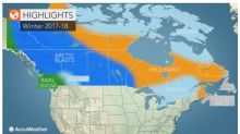 Canada faces a cold, snowy winter even though summer stayed late