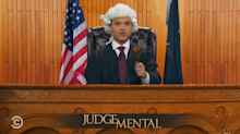 Judge Trevor Noah finds Giuliani in breach of the 'hot mess act of 1934'