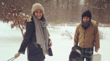 Instacram: Mandy Moore Rings in 2016 on a Romantic and Rustic Maine Getaway With New Boyfriend Taylor Goldsmith