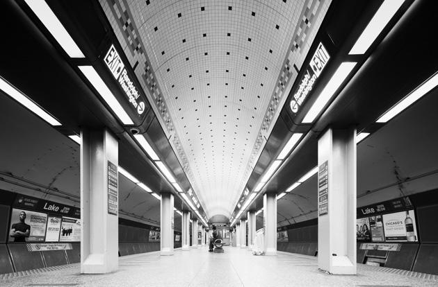 Chicago's subways are getting speedy LTE data
