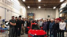 Electra Meccanica Completes First Production SOLO