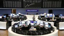Índice de acciones europeas logra su mejor racha ganadora en dos décadas