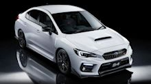 Subaru WRX S4 STI Sport # is a sharper, limited-edition WRX for Japan only