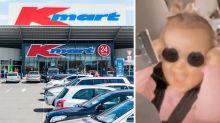 Adorably sassy Kmart fan goes viral