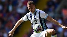"""West Brom confirm Jonny Evans bid but insist: """"We don't need to sell"""""""