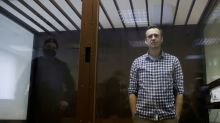 Amnesty International apologizes to Russia's Navalny, restores 'prisoner of conscience' status