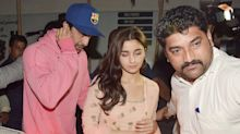 Bollywood buzz: What's going on between Ranbir and Alia?