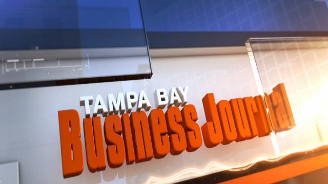 Tampa Bay Business Journal: August 1, 2014