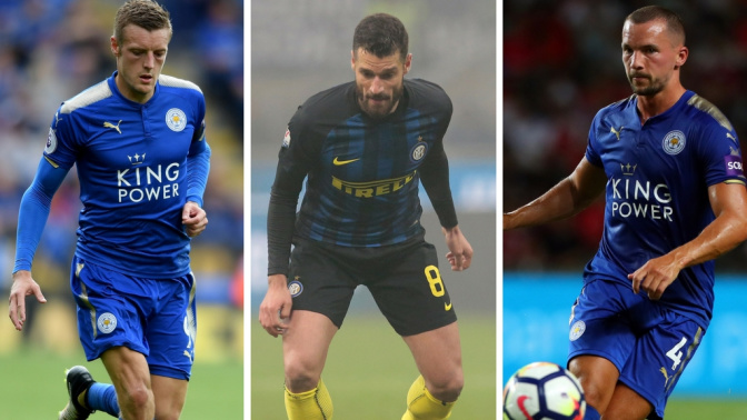 Gossip: Chelsea 'target Vardy, Drinkwater and Candreva, Barca 'to launch FINAL Coutinho bid'