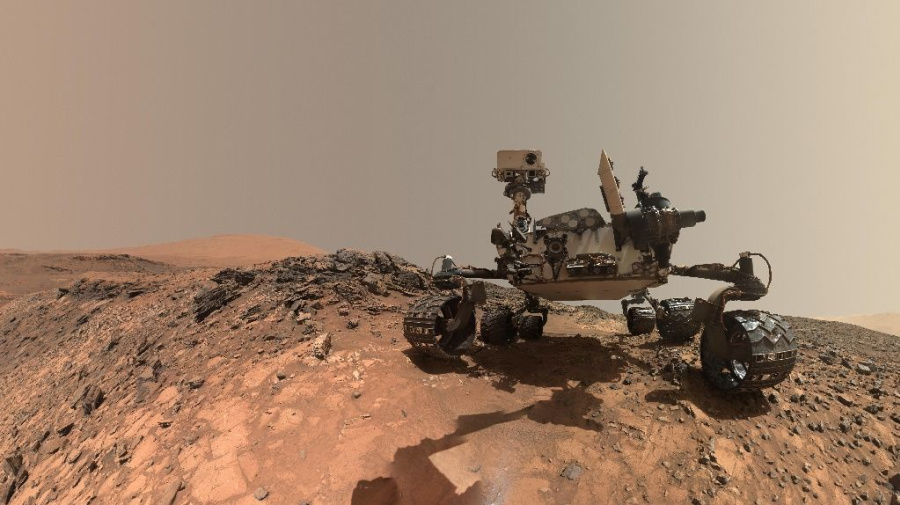 NASA's Curiosity rover's new discovery brings hope