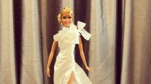 Barbie triunfa con sus vestidos de papel higiénico