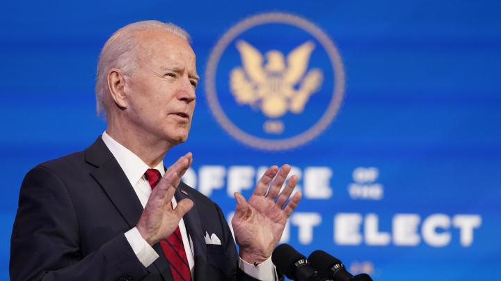 Trump aims to lift COVID-19 travel limits. Biden says no.