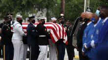 Watch live: John Lewis's funeral in Atlanta