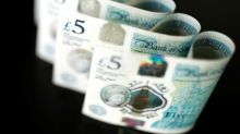 Sterling Falls Below 1.30 for First Time in 10 Months