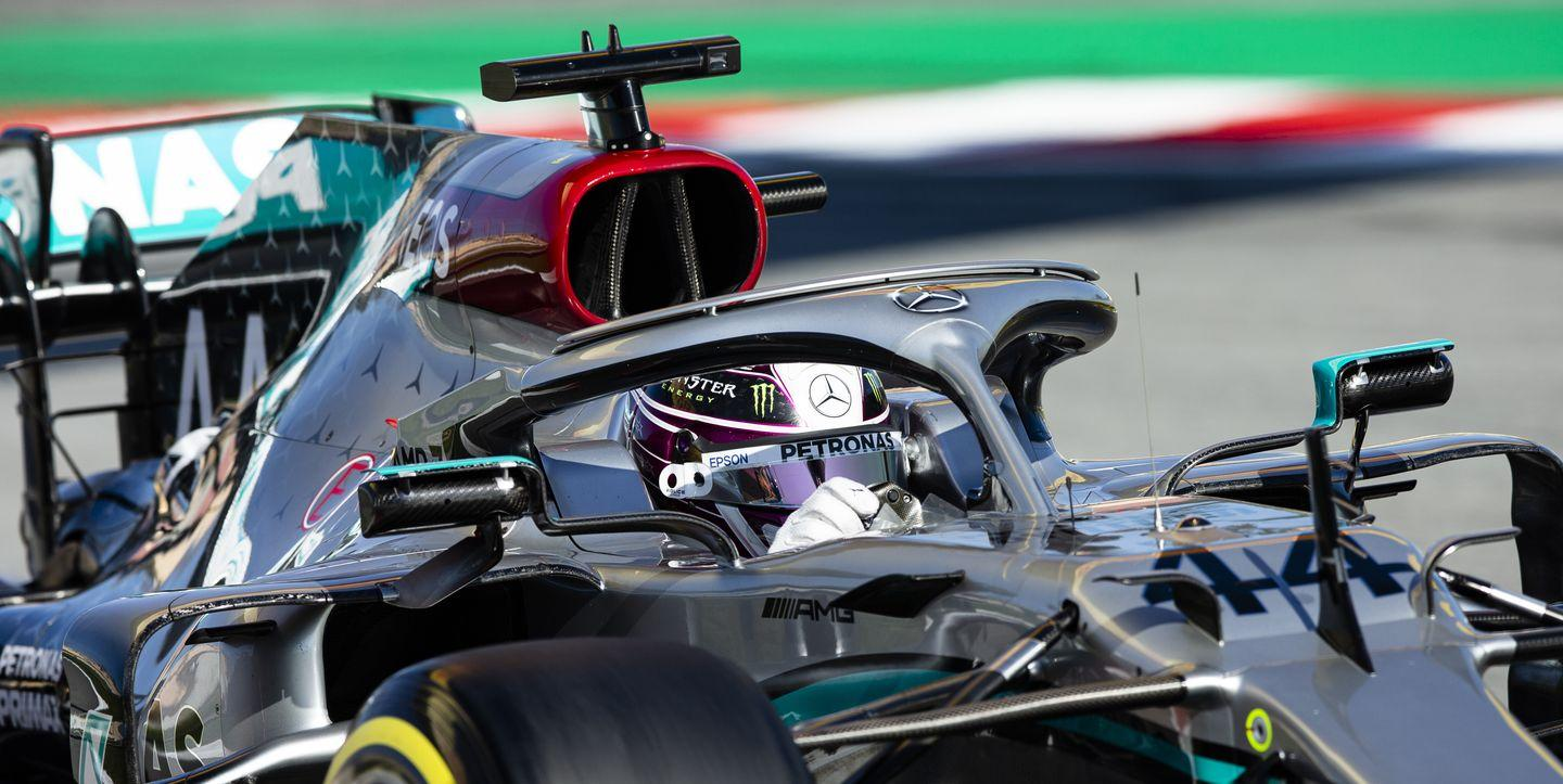Mercedes F1 Short on Reserve Drivers for Silverstone