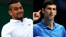 Nick Kyrgios accuses Novak Djokovic of lacking 'leadership and humility'