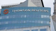 Thomson Reuters names joint operating chiefs; four executives depart