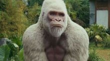 'Rampage' Stomps Past 'A Quiet Place' for $34.5 Million Box Office Win