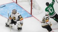 Radulov scores 31 seconds into OT as Stars beat Vegas 3-2