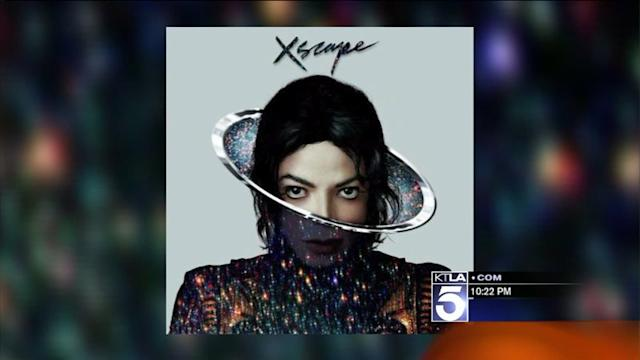 New Michael Jackson Album to be Released in May: `Xscape`