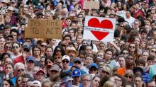 Hundreds of thousands set to march for tighter U.S. gun controls