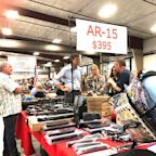 Beto O'Rourke Visits Gun Show Unannounced To Talk Gun Policy