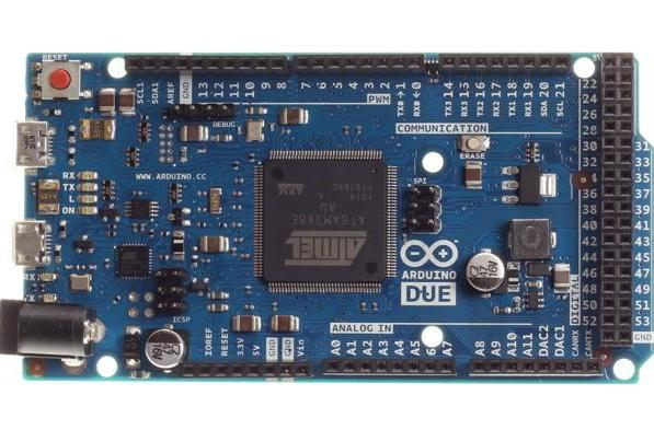Meet the Arduino Due, the 32-bit board that'll let your projects fly (really)