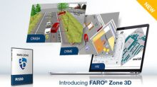 FARO® Releases Revolutionary FARO ZONE 3D for Public Safety Professionals