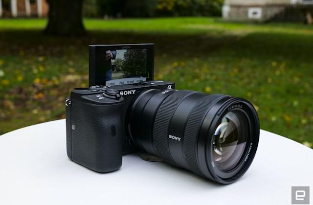 Sony A6600 review: A rare misstep for Sony's cameras