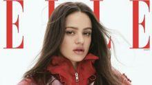 Rosalía presume de uñas XXL en la portada de ELLE