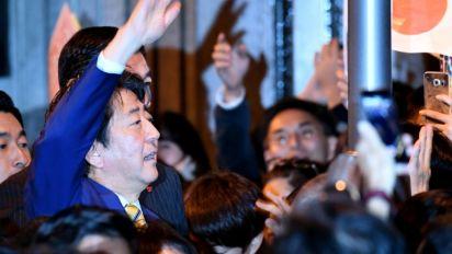 Five key battlegrounds in Japan election
