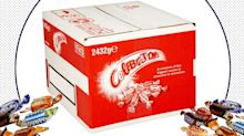 Christmas has come early: Huge 2.5kg box of Celebrations is back in stock on Amazon